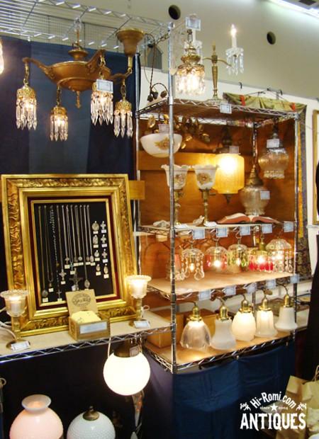 第51回 京都大アンティークフェア 西洋骨董 和骨董 関西一