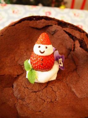 X'mas cake2011