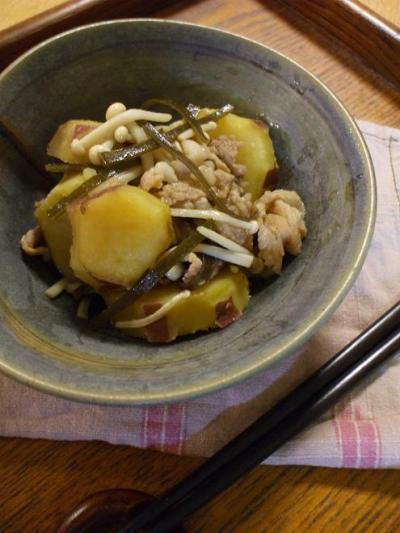 さつま芋コンブ 004-20