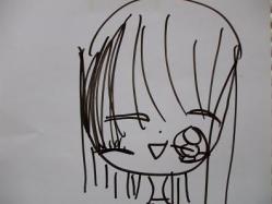似顔絵 006