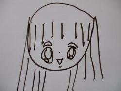似顔絵 002