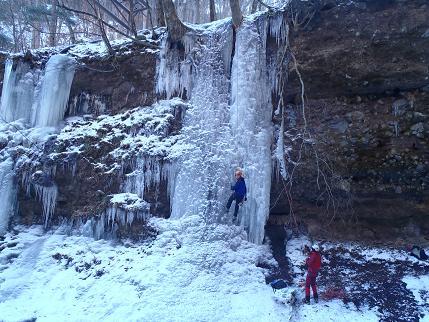 ミクロトワンソンの滝