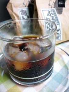 20110721アイスコーヒー♪
