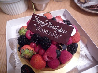 ロブションケーキ (2)