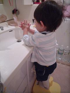 111222_手洗い