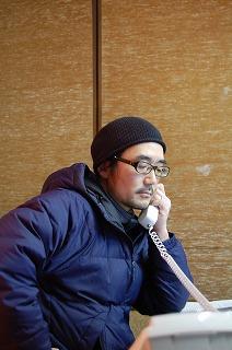 FM熊本電話中