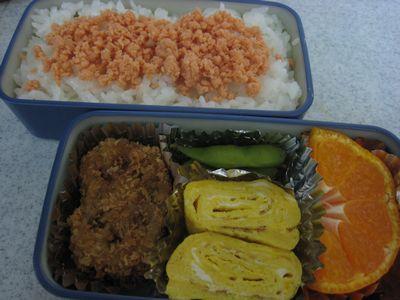 2012年2月2日のお弁当