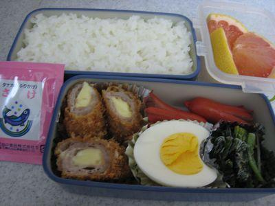 2012年2月1日のお弁当