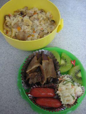 2012年2月8日のお弁当