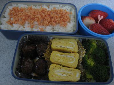 2012年3月2日のお弁当