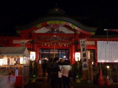 呉服神社(1)