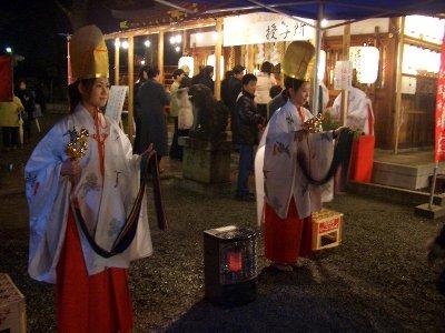 呉服神社(3)