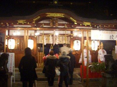 呉服神社(2)