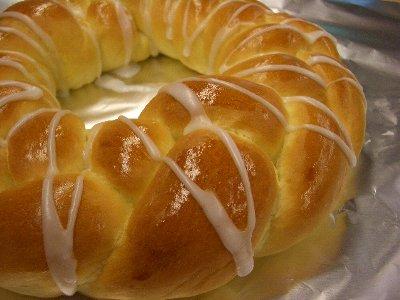 「I」のパン♪