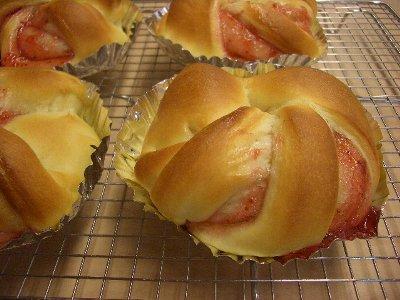 「J」のパン♪