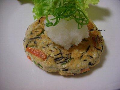 豆腐ハンバーグ♪