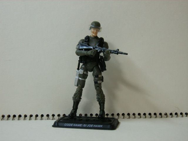GI JOE HAWK