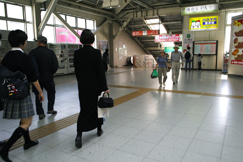 連休最後の藤沢2