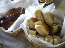 手作りパンだ~!