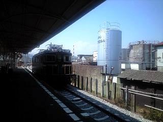 JR吉原駅(その1)