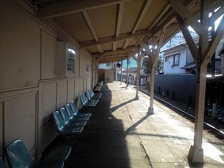 岳南鉄道吉原本駅(その2)