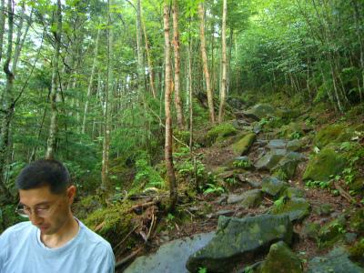 ■0707 八ヶ岳登山 029
