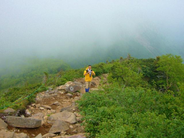 ■0707 八ヶ岳登山 091