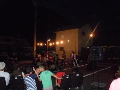「ほたるみにきん祭」4