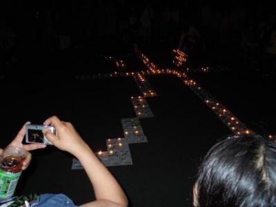 「ほたるみにきん祭」9