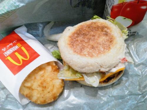 20111103_McDonalds羽田空港第1ビル駅ビル駅店-002