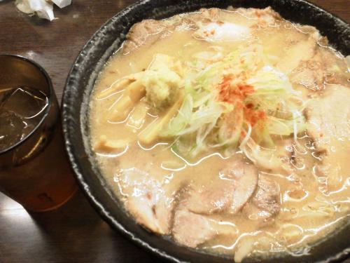 20111203_肉そば総本山神保町けいすけ-007