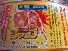 JF限定 宝石の肉