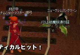 赤朱紅緋!08