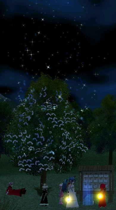 星に願いを…01