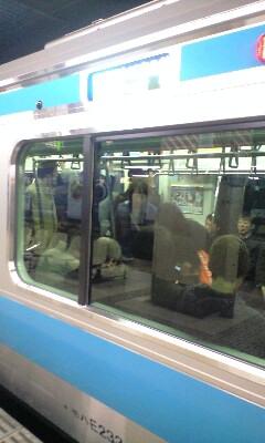 京浜東北E233