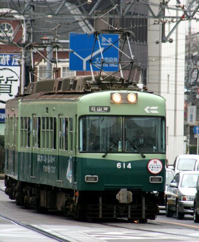 京津線600系