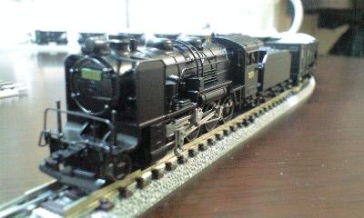 9600型機関車(マイクロ製)