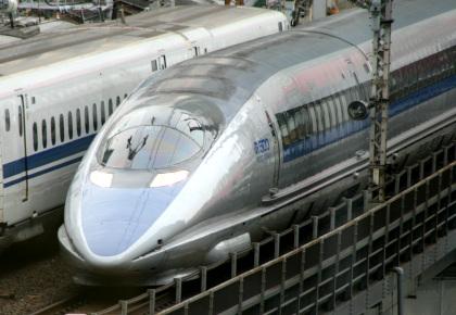 JR西日本500系