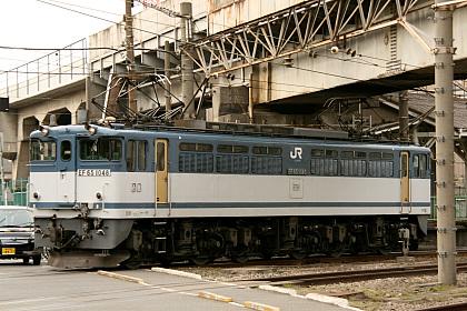 JR貨物 EF65 1048