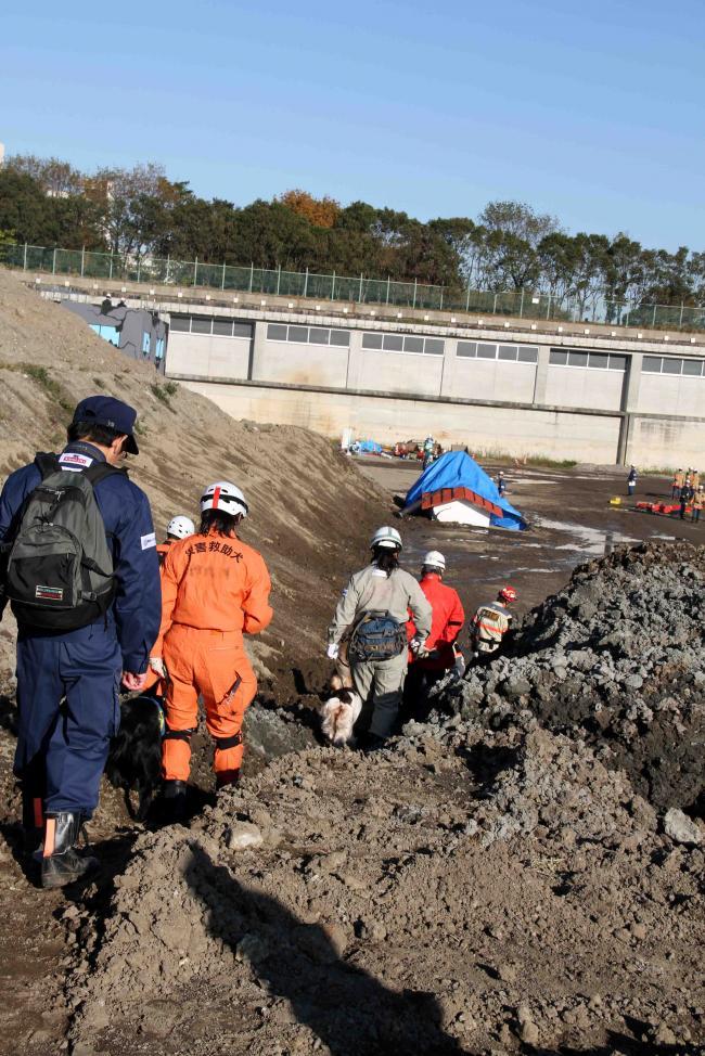 総合震災消防訓練(11)