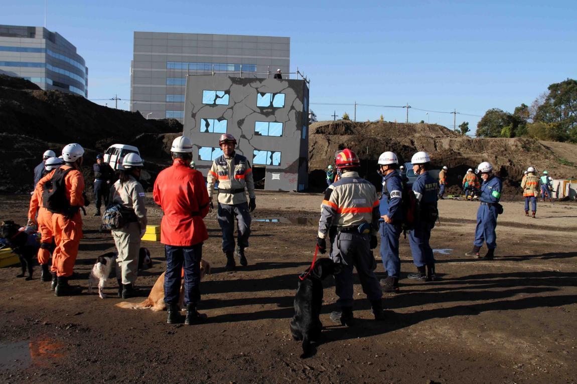 総合震災消防訓練(15)