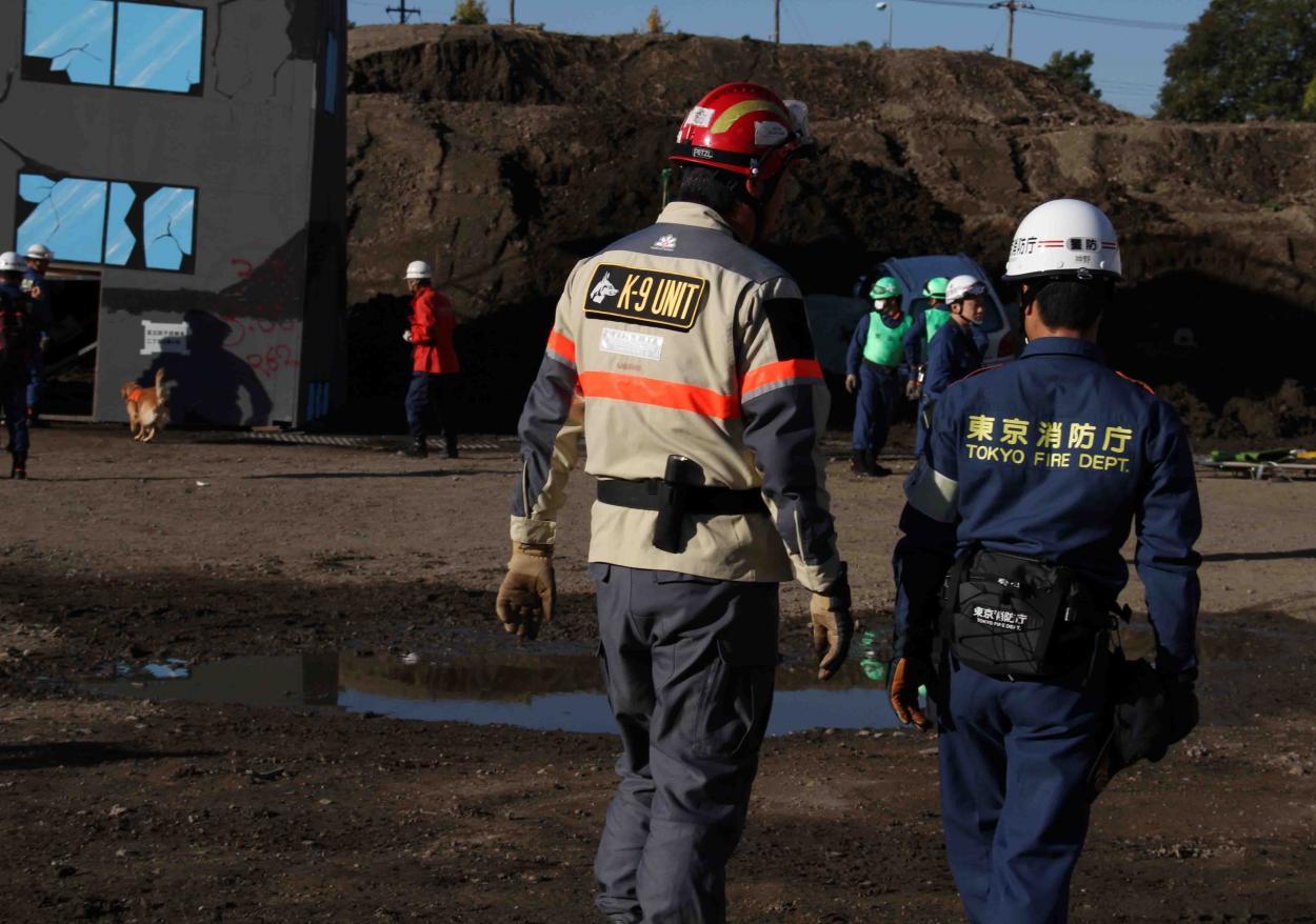 総合震災消防訓練(16)