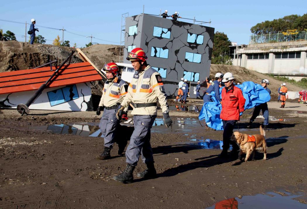 総合震災消防訓練(26)