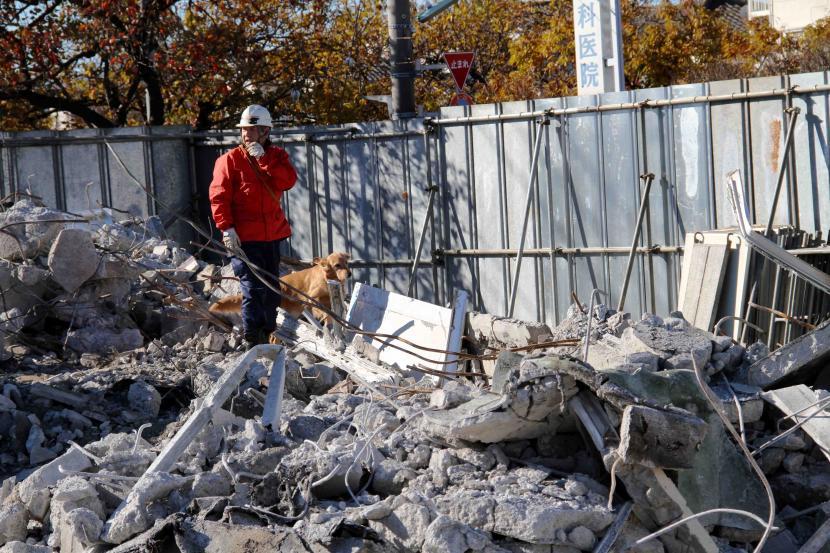 12月4日 瓦礫捜索訓練 GRMとMDS(5)