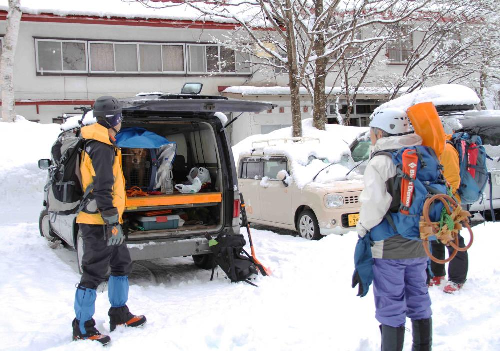 関東雪崩講習会(20)