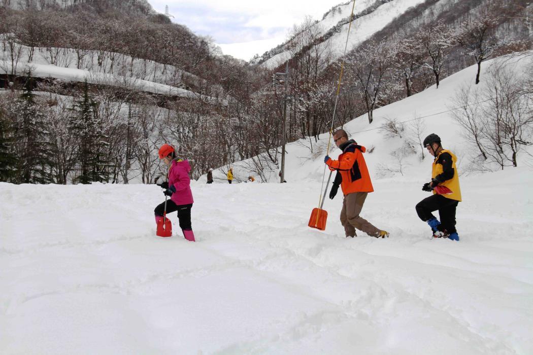 関東雪崩講習会(24)