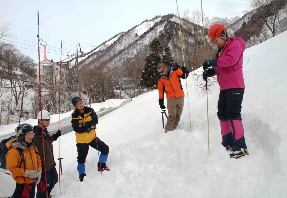 関東雪崩講習会(28)