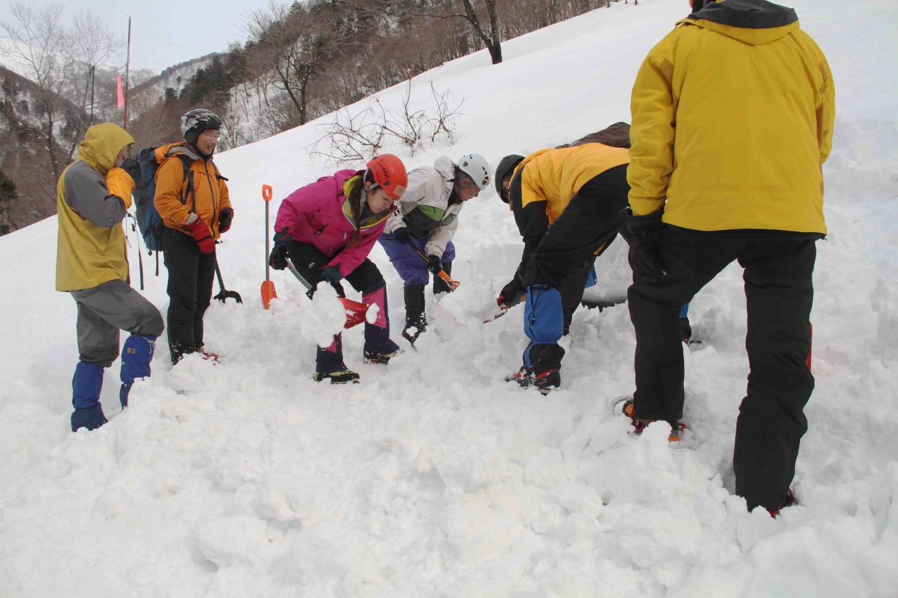 関東雪崩講習会(39)