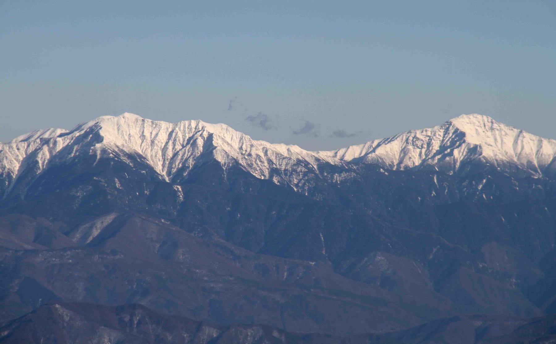 0211 南アルプスと宝剣岳(4)