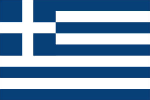 Flag of Greek